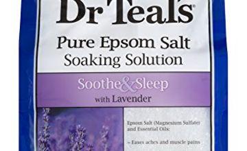 20% off Dr Teal's Epsom Salts