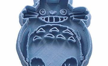 Cuticuter Totoro Cookie Cutter, Blue, 8x 7x 1.5cm