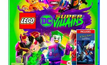 Save on Lego DC Super-Villains - Amazon.co.UK DLC Exclusive (PS4) and more