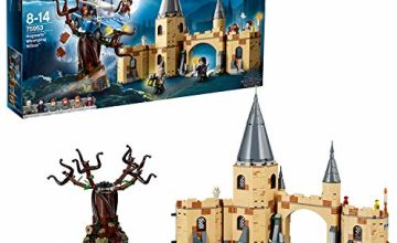 LEGO 75953 Harry Potter Hogwarts Whomping Willow Toy, Wizarding World Fan Gift, Various