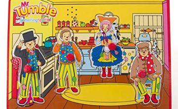 Mr Tumble 9099 Sound Puzzle, Wooden