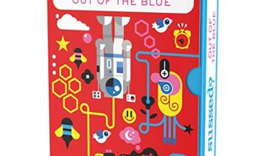 SUSSED Out of The Blue: The Hilarious Who Knows You Best Conversation Card Game