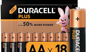 36% off Duracell