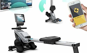 Bluefin Fitness BLADE Home Gym Foldable Rowing Machine