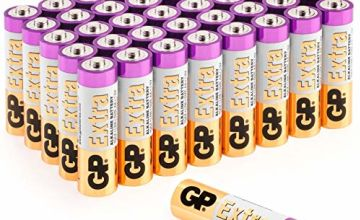 GP Batteries Extra Alkaline