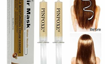 PROFESSIONAL Hair Treatment, Hair repair mask, Deep hair conditioner, Hair repair treatment, for Salon damaged Hair Straightening/Blow Dry/Smoothing, 2pcs