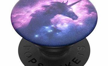 PopSockets PopGrip - Expanding Stand and Grip with Swappable Top - Mystic Nebula