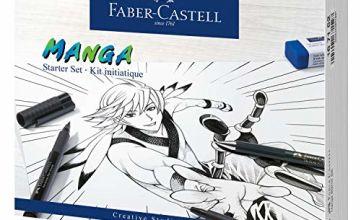 MANGA STARTER SET Pitt artist pen Faber-Castell