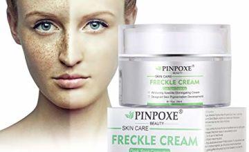 Whitening Cream, Freckle Remover Cream, Lightening Cream, Brightening Cream, Anti Ageing Facial Treatment For Hyperpigmentation, Uneven Skin Tone, Dark Spots and Sun Damage,30g