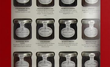 Tiptree Jams & Marmalade Tasting Selection (Gift box of 12)