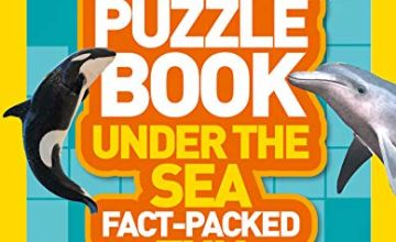 Save on Puzzle Book Under the Sea: Brain-tickling quizzes, sudokus, crosswords and wordsearches (National Geographic Kids Puzzle Books) and more