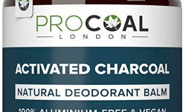 100% Natural Deodorant by PROCOAL - Unisex Deodorant for Women & Men, Plastic-Free Packaging, Aluminium-Free, Cruelty-Free, Paraben-Free, Made in UK