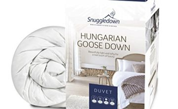 Save on Snuggledown Hungarian Goose Down, 10.5 Tog All Year Round, Single and more