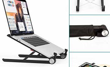 Klearlook Lightweight Foldable Adjustable Laptop Stand Holder
