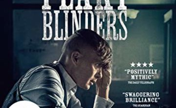 Up to 25% off Peaky Blinders S5 and Good Omens