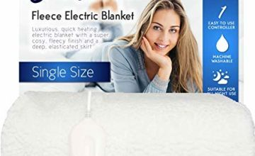Up to 25% off Electric Blankets and Throws from Mylek and more