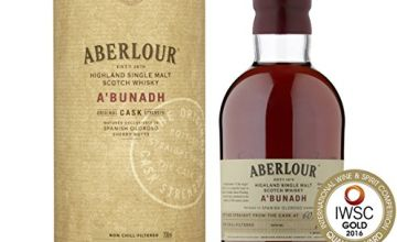Save on Aberlour A'Bunadh Single Malt Scotch Whisky