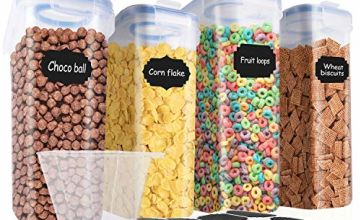 SOLEDI Food Storage Containers