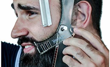 Monster&Son Rotary Beard Shaper - Revolutionary Compact Shav