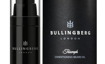 Triumph Beard Oil - BULLINBERG