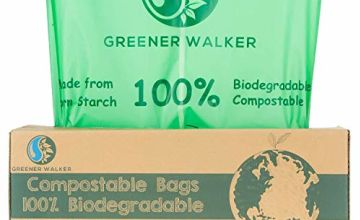 Greener Walker 25% Extra Thick Bin Liners