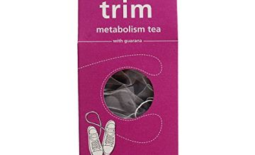 Teapigs Trim Herbal Tea Made with Whole Leaves (1 Pack of 15 Tea Temples), 38