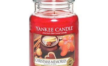 Up to 38% off Yankee Xmas Large Jars