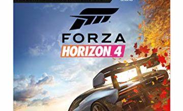 Forza Horizon 4 - Standard Edition | Xbox One/Win 10 PC - Download Code