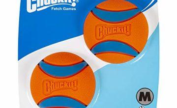 40% off Chuckit Ultra Ball 2 Pack Medium