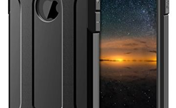 Coolden iPhone 7 Case, Dual Layer Rugged Tough Armor Case iPhone 7 Protective Case Shockproof Case Cover for iPhone 7 - Heavy Duty - Slim Hard Case - iPhone 7 Impact Protection