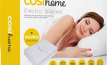 20% off Premium Comfort Electric Blanket by Cosi Home