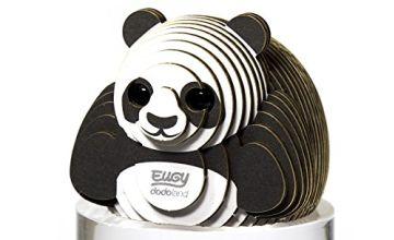 "Dodoland 61129 ""Eugy Panda 3D-Puzzle"