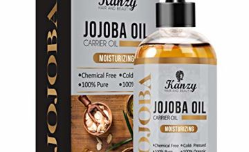 Kanzy Organic Oils Cold Pressed Natural Vegan 120ml