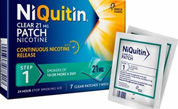 Up to 35% off NiQuitin