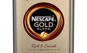 NESCAFÉ GOLD Blend Instant Coffee Tin, 1 kg