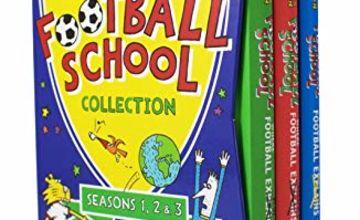 Save on Football School Box Set: Seasons 1-3 and more