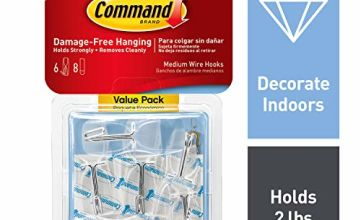 Up to 30% off Command Hooks