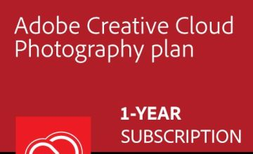 Adobe Creative Cloud: Photoshop + Lightroom (Digital Download)