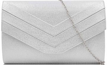 Milisente Clutch Bag for Women, Suedu Clutch Bags for Weddin