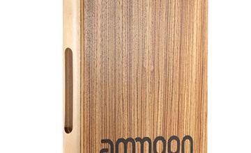 ammoon Wooden Box Drum Cajon Hand Drum Persussion Instrument