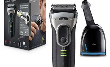 Up to 67% off Braun Shavers and Stylers
