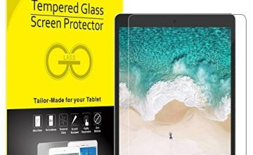 JETech Screen Protector for iPad Air 3 (10.5 Inch 2019 Model) and iPad Pro 10.5 (2017), Tempered Glass Film