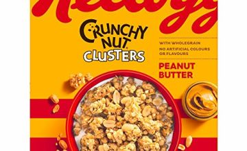 Up to 30% off on Nature Valley and Kellogg's cereals and snacks