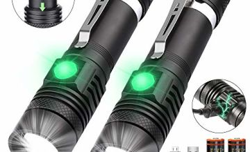 Rechargeable Torch, USB LED Torch