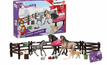 Schleich 97875 Horse Club Advent Calendar 2019