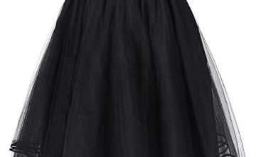 Belle Poque Retro Vintage Swing Dress Crinoline Petticoat Underskirt Skirts