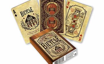 Bicycle 1038249 Bourbon Playing Cards