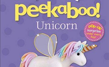Save on Pop-Up Peekaboo! Unicorn and more