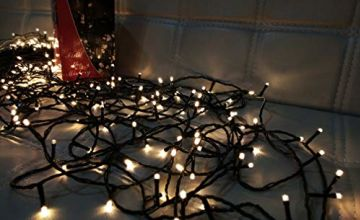 0'LITSTR String Lights Decorative Indoor&Outdoor Xmas Wedding Home Party