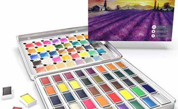 Watercolour Paint Sets (Solid)